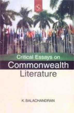 Critical Essays on Commonwealth Literature