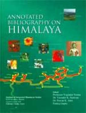 Annotated Bibliography on Himalaya