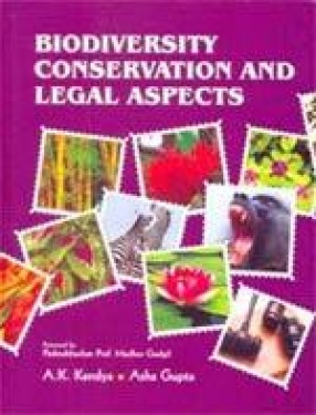 Biodiversity Conservation and Legal Aspects