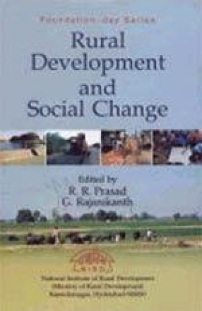 Rural Development and Social Change (In 2 Volumes)