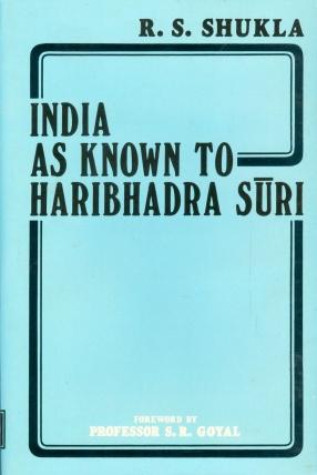 India as Known to Haribhadra Suri