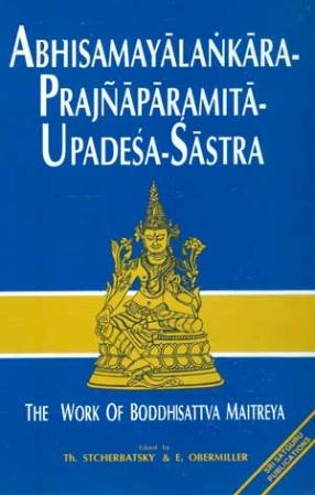 Abhisamayalankara-Prajnaparamita-Upadesa-Sastra