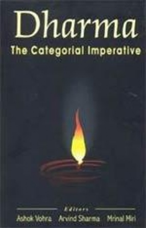 Dharma: The Categorial Imperative