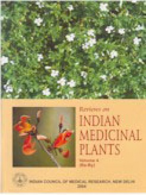 Reviews on Indian Medicinal Plants, Volume 4: Ba-By