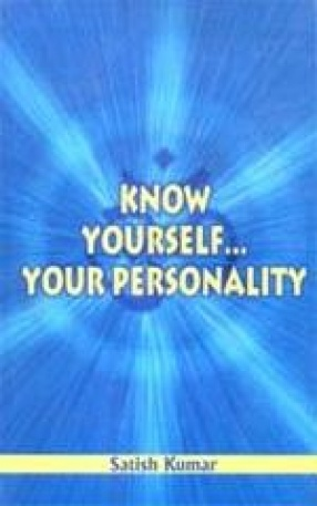 Know Yourself.....Your Personality
