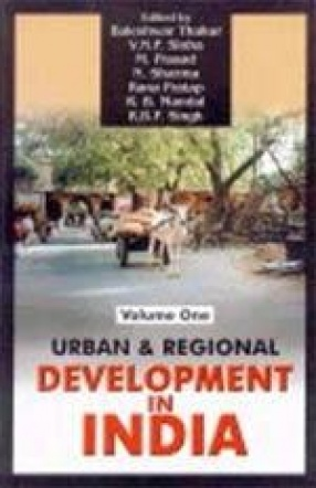 Urban and Regional Development in India (In 2 Volumes)