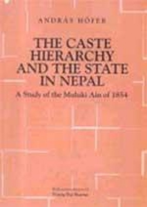 The Caste Hierarchy and the State in Nepal
