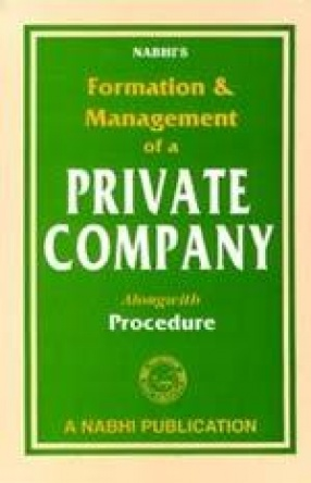 Nabhi's Formation and Management of a Private Company