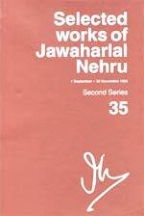 Selected Works of Jawaharlal Nehru: Second Series (Volume 35)