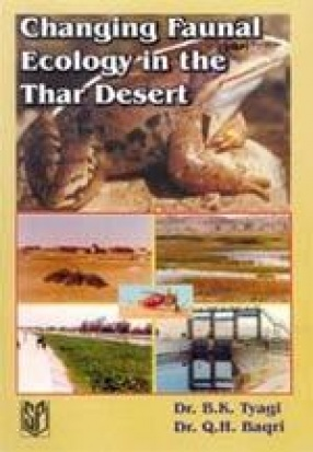 Changing Faunal Ecology in The Thar Desert