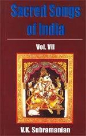 Sacred Songs of India (Volume VII)
