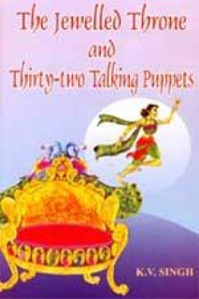 The Jewelled Throne and Thirty-Two Talking Puppets