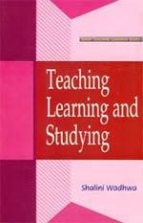 Teaching Learning and Studying