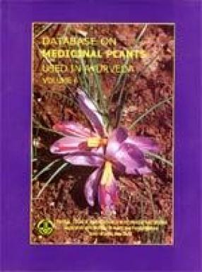 Database on Medicinal Plants Used in Ayurveda (Volume 6)