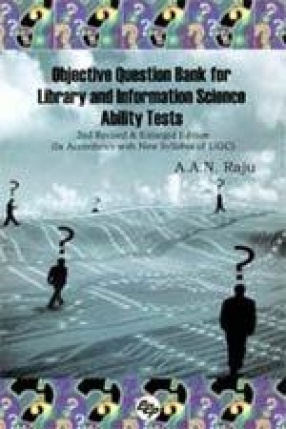 Objective Question Bank for Library & Information Science Ability Tests