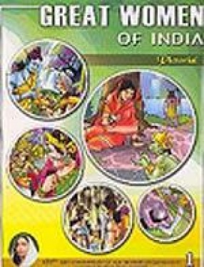 Great Women of India (In 5 Books)