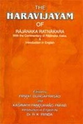 The Haravijayam of Rajanaka Ratnakara