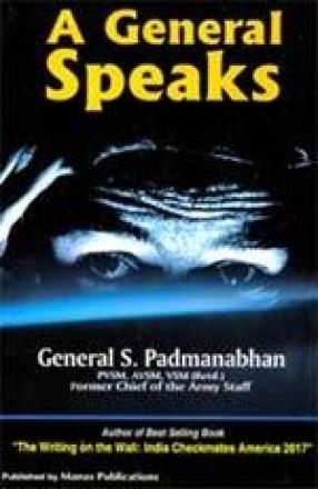 A General Speaks
