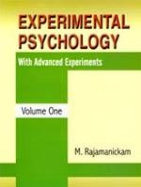 Experimental Psychology with Advanced Experiments (In 2 Volumes)