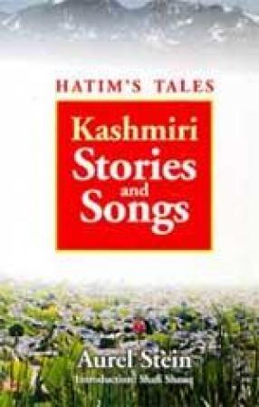 Hatim's Tales in Kashmiri Stories and Songs