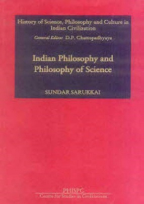 Indian Philosophy and Philosophy of Science