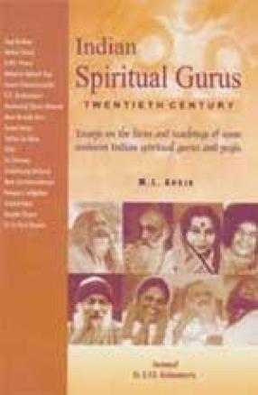 Indian Spiritual Gurus (Twentieth Century)