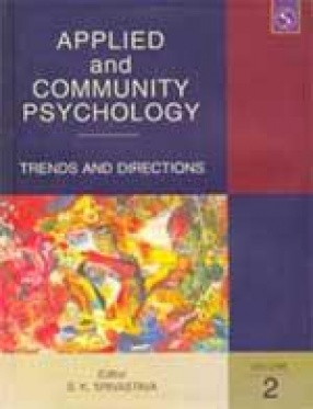 Applied and Community Psychology: Trends and Directions (In 2 Volumes)