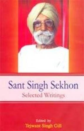 Sant Singh Sekhon: Selected Writings