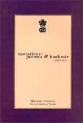 History of Operations in Jammu & Kashmir (1947-48)