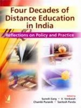Four Decades of Distance Education in India
