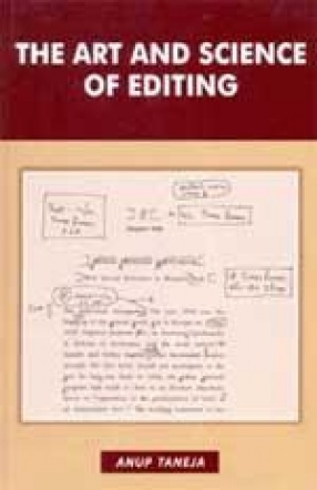 The Art and Science of Editing