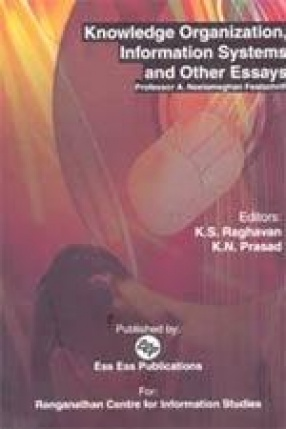 Knowledge Organization, Information Systems and other Essays