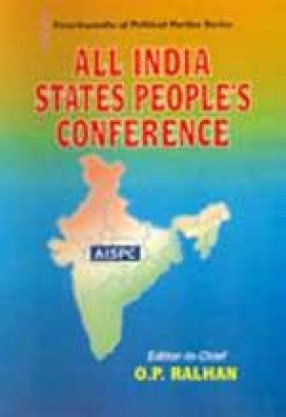 All India States People's Conference (In 4 Volumes)