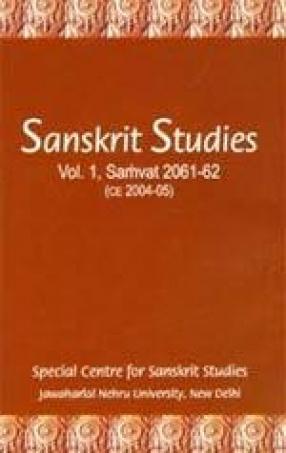 Sanskrit Studies: Samvat 2061-62 (Volume 1)