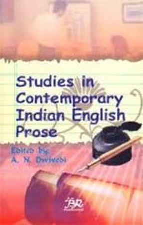 Studies in Contemporary Indian English Prose