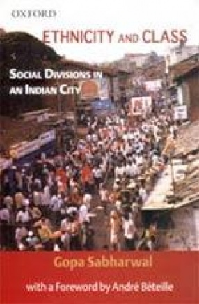 Ethnicity and Class: Social Division in an Indian City