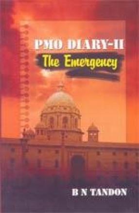 PMO Diary-II: The Emergency