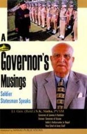 A Governor's Musings: Soldier Statesman Speaks