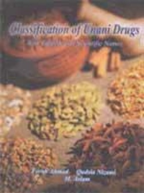 Classification of Unani Drugs: With English and Scientific Names