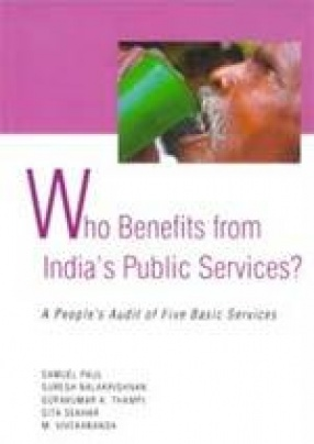 Who Benefits from India's Public Services?