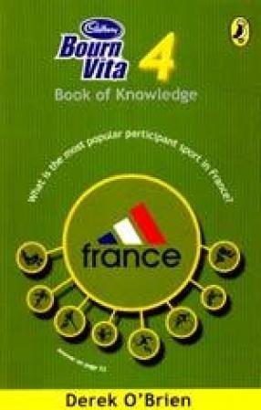 Cadbury Bournvita Book of Knowledge 4