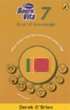 Cadbury Bournvita Book of Knowledge 7
