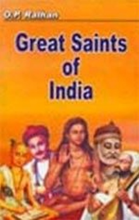 Great Saints of India (In 5 Volumes)