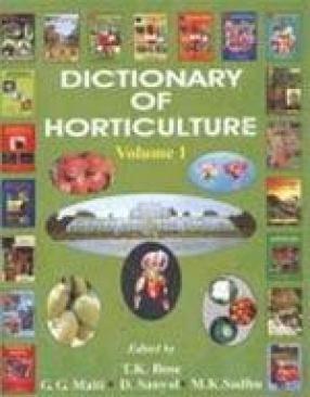Dictionary of Horticulture: Abarema–Arthrocereus (Volume 1)