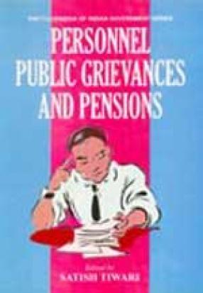 Personnel Public Grievances and Pensions
