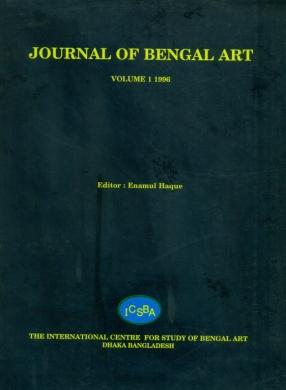 Journal of Bengal Art: Volume 1