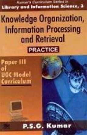 Knowledge Organization, Information Processing and Retrieval: Practice