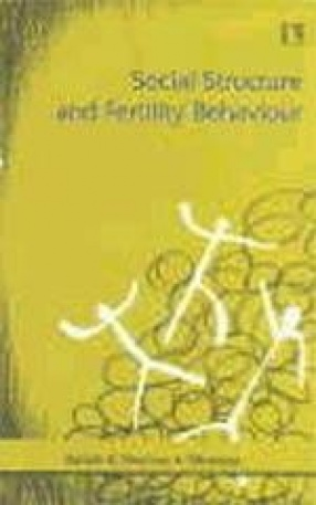 Social Structure and Fertility Behaviour