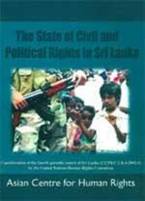 The State of Civil and Political Rights in Sri Lanka
