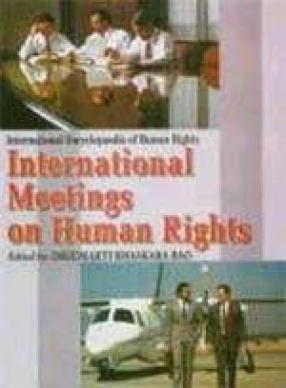 International Meetings on Human Rights (2 Parts)
